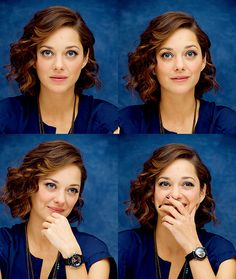 marion short curly bob (pretty sure I've pinned this already