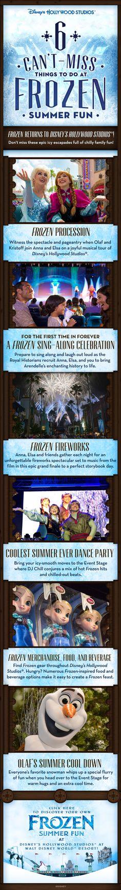 Don't miss Frozen Su