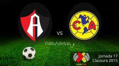 Atlas vs América, Jornada 17 del Clausura 2015 ¡En vivo! - http://webadictos.com/2015/05/09/atlas-vs-america-clausura-2015/?utm_source=PN&utm_medium=Pinterest&utm_campaign=PN%2Bposts