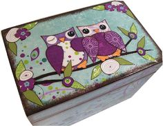 Wedding Guest Book Box Alternative, Personalized Wedding Box Holds 4x6 Cards…