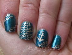 Nail Stamping Gallery: estate