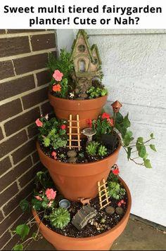 404 Best Fairy Gnome Garden Ideas Images On Pinterest Miniature
