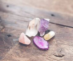 Metaphysical crystal gift set by SoulMakes