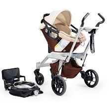 I wish I could afford this stroller!  Orbit Baby G2 Travel System Stroller - Mocha