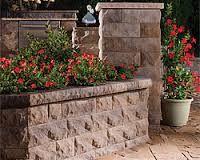 Belair retaining wall  www.bontool.com