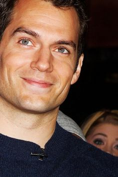 Henry Cavill on Good Morning America, New York, 14th March 2016.