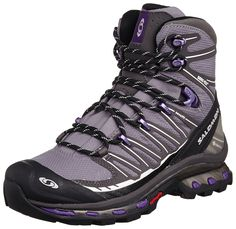 Salomon Cosmic 4D 2 GTX Waterproof Women's Trail Walking Boots - 4: Amazon.co.uk: Shoes & Bags