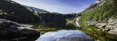 Illstigvatnet, near Tafjord, Norway