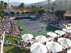 Horseshoe Bay Resort listed as one of the Top 10 places in the country to play tennis, by USA Today!