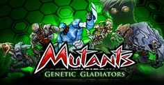 This is Mutants Genetic Gladiators ONLINE. Finally Mutants Genetic Gladiators Addition if finished. After weeks of coding and testing our professional team of programmers manage to hack Mutants Gene. Gladiator Games, Game Hacker, The New Mutants, Free Android Games, Video Game News, Star Citizen, Creating A Brand, Genetics, Cheating