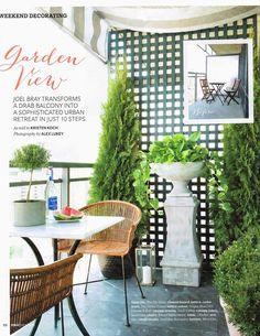 Design Maze: Balcony Makeover w/ Joel Bray