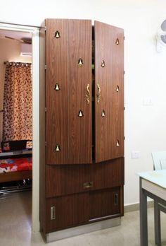 Wooden Pooja Mandir Designs Pooja Poojai Items Pinterest