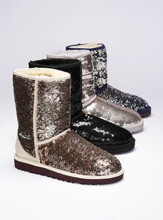 Classic Sparkles Boot - UGG Australia - Victorias Secret uggcheapshop.com    $89.99  pick it up! ugg cheap outlet and all just for lowest price # boots for this winter