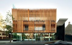 surry hills library and community centre, sydney, australia, sustainable design, fjmt, green design, green architecture, sustainable architecture