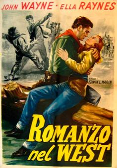 CineMaestri: Romanzo nel West #johnwayne #wardbond #ellaraines #gabbyhayes #westernclassic Westerns, John Wayne Movies, Western Movies, Pinstriping, Vintage Magazines, Film Posters, Vintage Posters, Duke, Persian