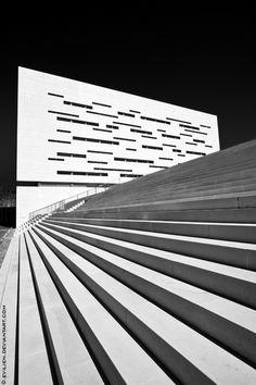 Reitoria da Universidade Nova de Lisboa Architects: Manuel e Francisco Aires Mateus