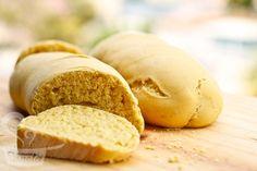 pão de açafrão delicioso e fofinho, além de super prático