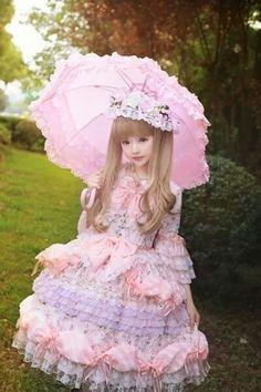 Kiyohari real person cosplays as faery key lolita @kiyohari
