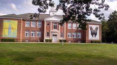 Martin Van Buren School Kinderhook, NY