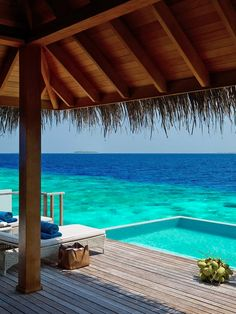 Your next remote island tropical retreat. #Maldives  Take me here someone plz&thx