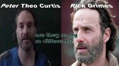 Peter Theo Curtis & Rick Grimes are they really so different ?