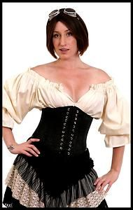Renaissance Gypsy Clothing | RENAISSANCE-PIRATE-GYPSY-SALOON-GIRL-STEAM-PUNK-HALLOWEEN-COSTUME ...