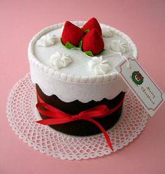 Felt-cake inspiration
