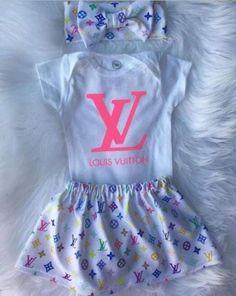 Cute Little Girls Outfits, Little Girl Fashion, Kids Fashion, Toddler Fashion, Babies Fashion, Cute Baby Outfits, Fashion 2020, Womens Fashion, Fashion Design