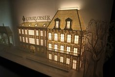 A Bristol paper theater production is a cut above the rest. A magical Courvoisier house with back light.