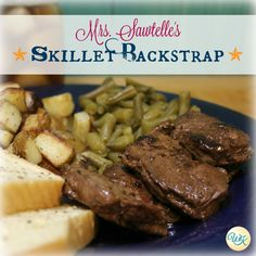 Zesty, juicy venison backstrap soaked in buttery lemon juice is ready in only twenty minutes. Keep this recipe in your back pocket for a busy weeknight meal!
