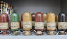 The most unusual colors from Harvard's storied pigment library include beetle extracts, poisonous metals, and human mummies.