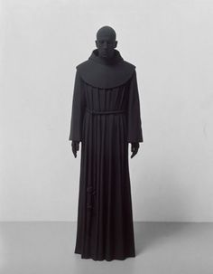 Monk (1997-99) by Katharina Fritsch