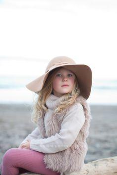 winter beach | bellini portraits