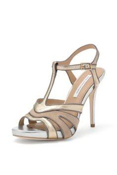 4fcda8c589ee Julip Metallic T Strap Heel Fab Shoes