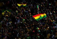 Ghana National Football Team Fans