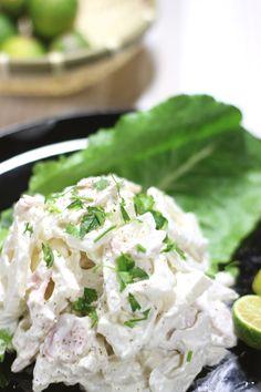 すだちが香る レンコンのサラダ|Y+I Kitchen