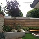 easy backyard space
