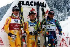 Skiweltcup 1996, Riesentorlauf der Herren Flachau 1996  Ski World Cup 1996 in Flachau #worldcupflachau