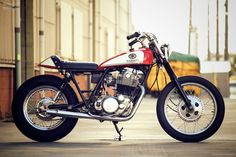 Motor Garage Goods Yamaha SR400   Moto Rivista
