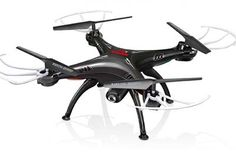 7. X5SW-V3 RC Quadcopter by Cheerwing Syma