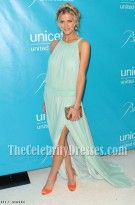 Celebrity Dresses Brooklyn Decker Prom Dress Evening Gown 2011 UNICEF Ball