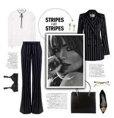 """""""Pattern Challenge: Stripes on Stripes 
