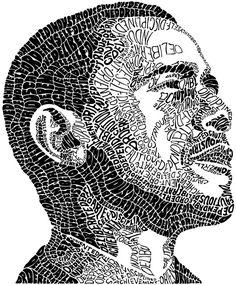 Risultati immagini per sarah king art Sarah King, Typography Portrait, Typography Art, Lettering, Text Portrait, Portrait Art, Identity Artists, Gcse Art Sketchbook, King Art