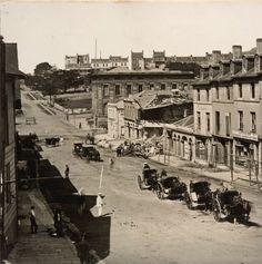 Bridge Street Sydney 1866, NSW History