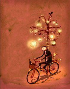 pedalar é luz!