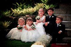 daminhas e pajens #weddings