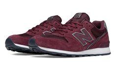 New Balance 996 v3, Burgundy