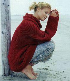 Selber stricken: Die besten Pullover und Schals   BRIGITTE.de