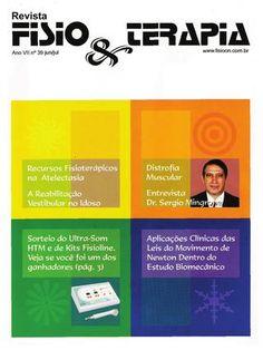 Edição 39 da Revista NovaFisio. Tudo sobre Fisioterapia.