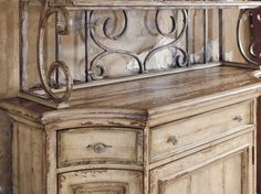 Hooker Furniture Wakefield Buffet 5004-75900 - transitional - Buffets And Sideboards - Benjamin Rugs and Furniture
